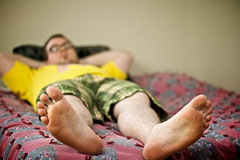 הקושי שבמנוחה. כן...יש גם דבר כזה. צילום: cc by Jeezny