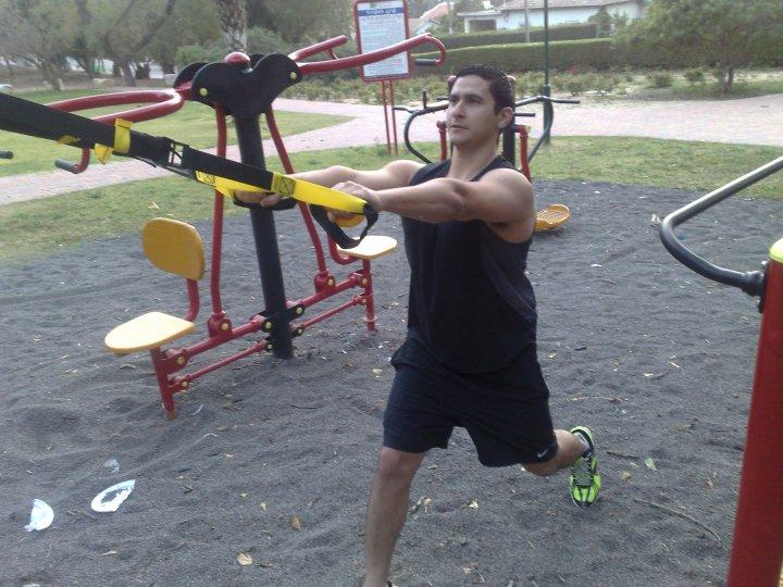 אימון TRX