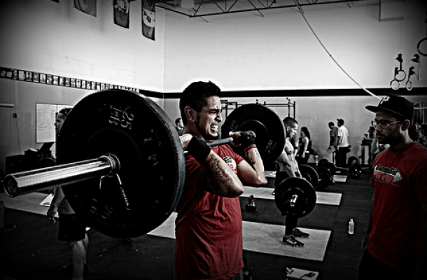 צילום: CC BY  CrossFit Fever