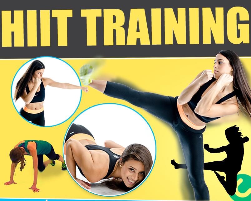 אימון HIIT - אחד מהשמות ומהאימונים החזקים כיום בעולם