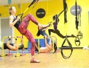 TRX - אימון שעובד על כל קבוצות השרירים בגוף.