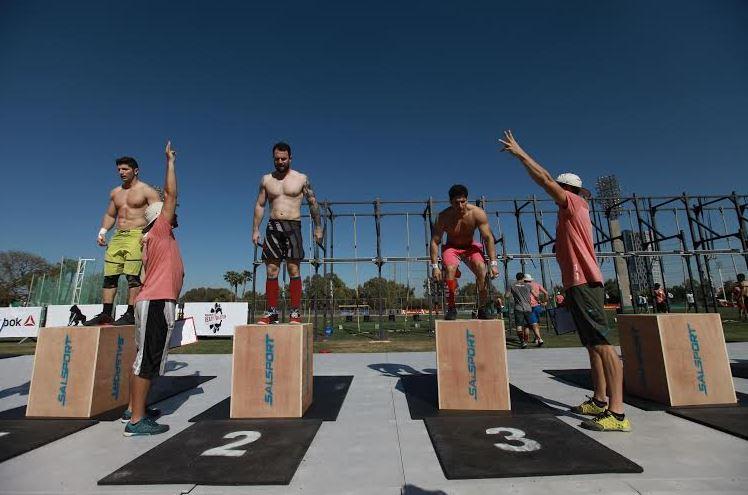 אתגרים אתגרים לאורך כל התחרות. צילום: אריאל שרוסטר
