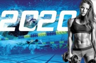 תערוכת GYM POOLS 2020